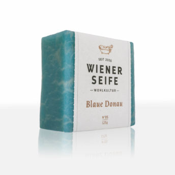 Blaue Donau N° 05, handgemacht
